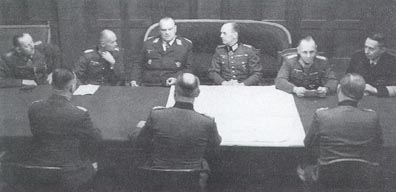 Facing left to right: